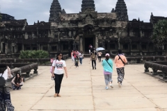 Angkor Wat Entry
